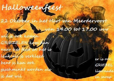 Halloween Zwijndrecht.Halloweenfeest Hart Van Meerdervoort Beleef Zwijndrecht